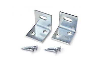 パネルミラー用L型固定金具