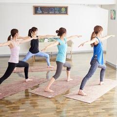 ダンス・ヨガ・トレーニング