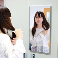 磁石付き鏡