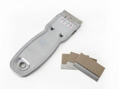 スクレーパー(替え刃3枚付き)